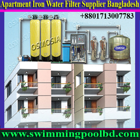 Iron Water Filter Machine Manufacturers In China Residential Centrally