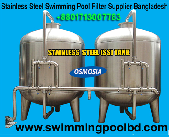 Swimming pool equipment deep bed pool sand filter - Swimming pool filter manufacturers ...