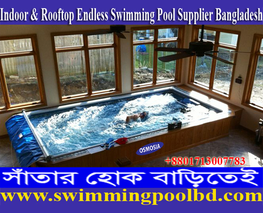 Indoor U0026 Rooftop Endless Swimming Pool Bangladesh