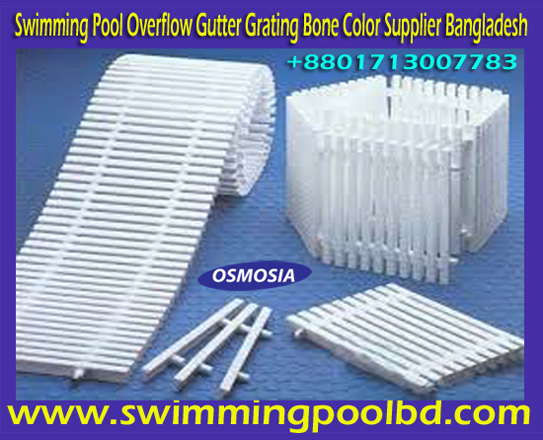 Swimming Pool Equipment Swimming Pool Overflow Gutter